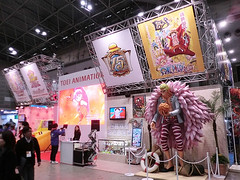"""Toei booth 1 • <a style=""""font-size:0.8em;"""" href=""""http://www.flickr.com/photos/66379360@N02/13348958715/"""" target=""""_blank"""">View on Flickr</a>"""