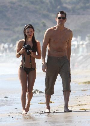 Namorada de Jim Carrey falou sobre seu enterro antes de cometer suicídio