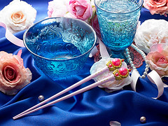 "Sailor Moon chopsticks 1 • <a style=""font-size:0.8em;"" href=""http://www.flickr.com/photos/66379360@N02/10834740316/"" target=""_blank"">View on Flickr</a>"