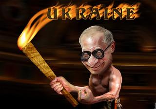 Vladimir Putin - Inflaming Ukraine Challenging...