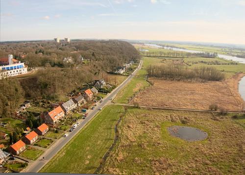 Veerweg, Wageningen