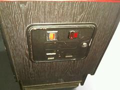 EM Mr.Do Coin Door