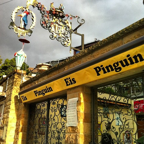 Eis Bistro Pinguin #Stuttgart