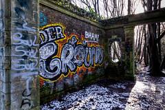 Promenade de l'ancien chemin de fer Bruxelles-Tervuren