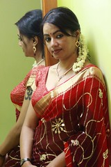 South actress MADHUCHANDAPhotos Set-3-HOT IN TRADITIONAL DRESS (43)