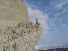 Monument aux découvertes Lisbonne