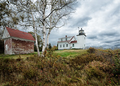 "Fort Point Light, Maine • <a style=""font-size:0.8em;"" href=""http://www.flickr.com/photos/19514857@N00/15775346981/"" target=""_blank"">View on Flickr</a>"