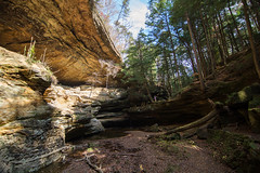 Old Man's Cave