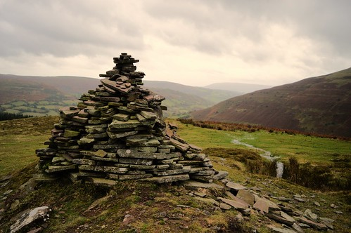 A Cairn in the Beacons