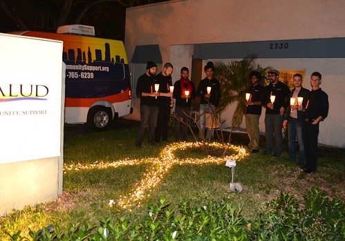 World AIDS Day 2014: USA - Ft. Lauderdale, FL