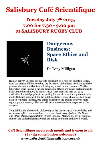"Poster for Tony Milligan • <a style=""font-size:0.8em;"" href=""http://www.flickr.com/photos/56773095@N06/16207914662/"" target=""_blank"">View on Flickr</a>"