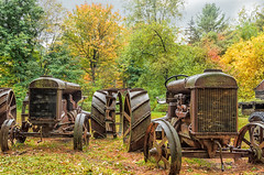 """Old Tractors never die • <a style=""""font-size:0.8em;"""" href=""""http://www.flickr.com/photos/19514857@N00/15591481208/"""" target=""""_blank"""">View on Flickr</a>"""