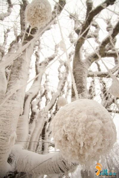 Neve na Cidade da Guarda - janeiro - 2015-20