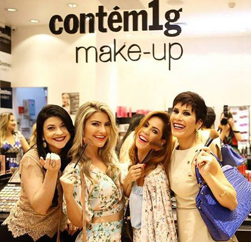 Amanda, Gabriela, Bruna e Nathália