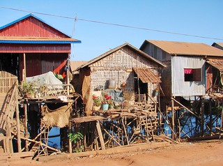 lac tonle sap - cambodge 2007 13