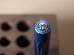 Kaweco AL Sport Stonewashed Blue - Cap