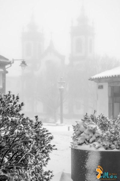 Neve na Cidade da Guarda - janeiro - 2015-33