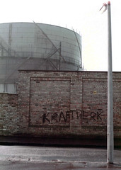 "Gasometer - Thornhouse Avenue - 1981 ps • <a style=""font-size:0.8em;"" href=""http://www.flickr.com/photos/36664261@N05/15716876835/"" target=""_blank"">View on Flickr</a>"