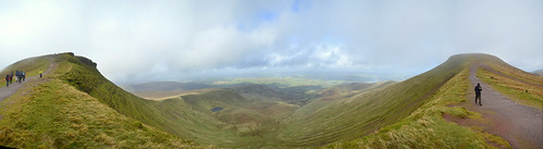 The Brecon Beacons Rising