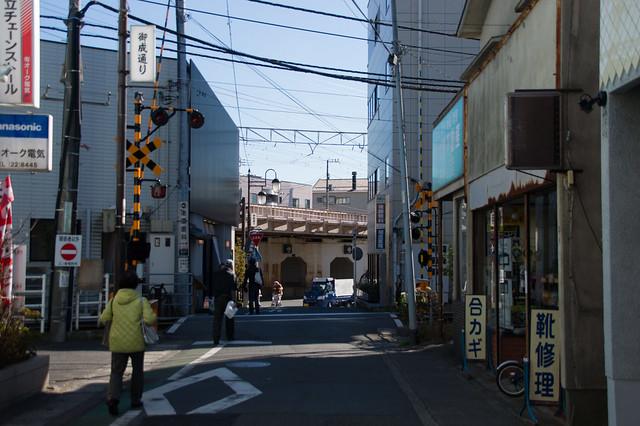 和田塚5号踏切