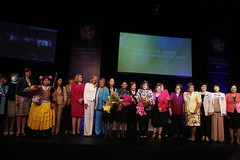 Global Peace Paraguay 2014 Women Award
