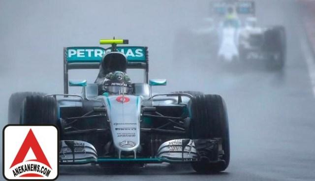#Sports : Mercedes dan Ferrari Bersaing Ketat di FP1 GP Italia