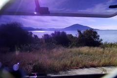 Blick aus Klaus raus - auf Korfu