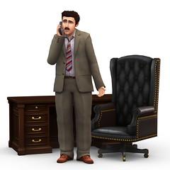 Les Sims 4 Mise a jour carriere 4