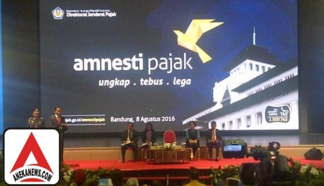 #Terkini: Jokowi Tegaskan Tax Amnesty Tidak Incar Rakyat Kecil