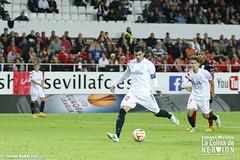 Reyes, historia viva del Sevilla