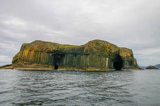 Isla de Staffa - Escocia