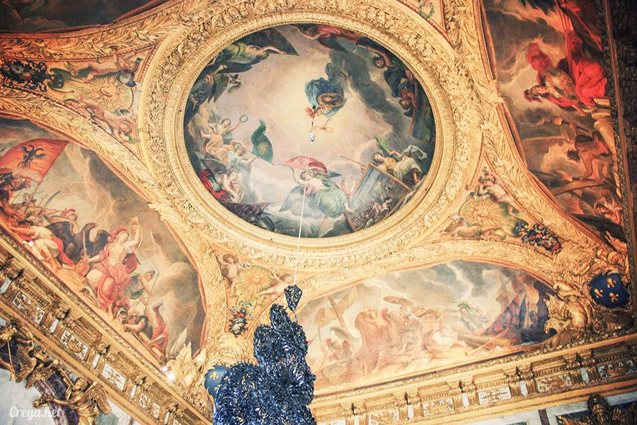 2016.08.14   看我的歐行腿  法國巴黎凡爾賽宮 11