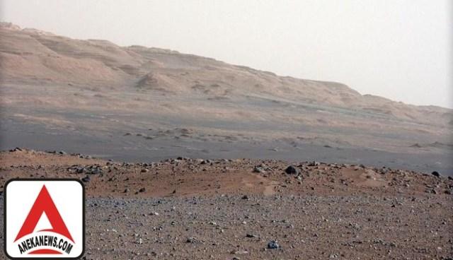 #Tech: Kadar Air di Mars Setara Gurun Paling Tandus di Bumi