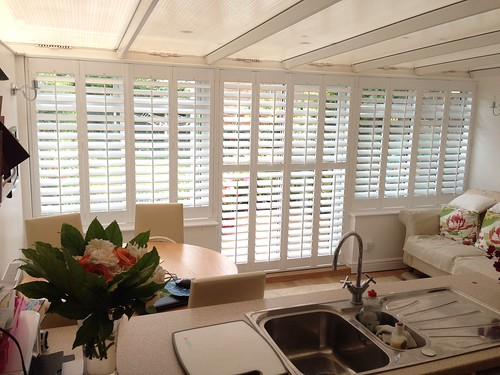 Conservatory Plantation Shutters Chelmsford