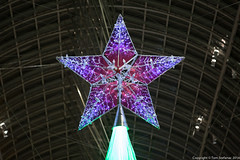 "Eaton Centre - Star • <a style=""font-size:0.8em;"" href=""http://www.flickr.com/photos/65051383@N05/15366560104/"" target=""_blank"">View on Flickr</a>"