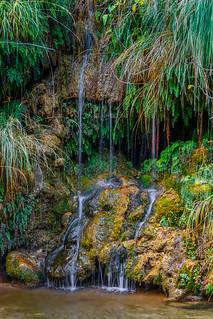 Pequeña cascada en Rio Borosa - Sierra de Cazorla