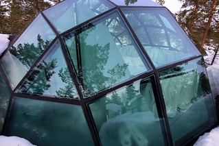 A Glass Igloo