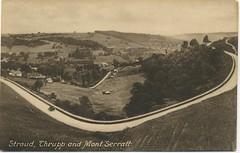 Rodborough Common - Butterrow Hill