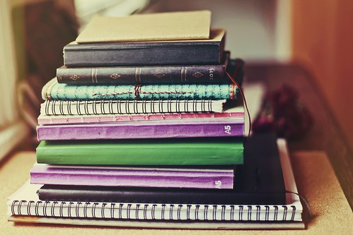 inspiration tower moleskine writing paper colours personal pages journal books sketchbook stack collection sketches ideas notebooks personallife notebookcollection writedown loveforpaper