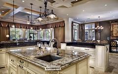 Villa Belle - gourmet kitchen