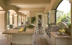 Coachella - Outdoor Kitchen