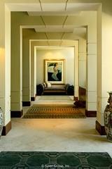 Custom Modern Home Hall