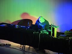 Juan Antonio Nieto at Radical dB. 2016