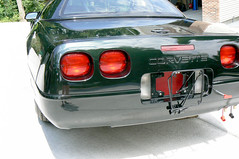 1992 Chevy Corvette Convertible Pro Street Chassis and Suspension Fabrication
