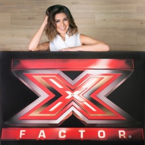 """Band anuncia Fernanda Paes Leme como apresentadora do """"X Factor"""""""