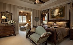 European Home by Dan Sater Master Suite