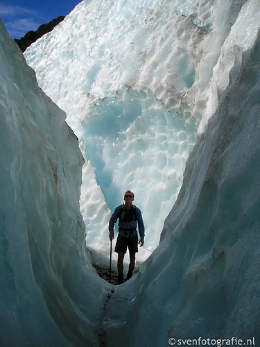 Frans Josef gletsjer gids