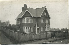 House at corner of Kings Road & Coronation Road