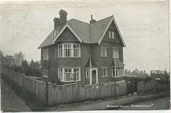 House at corner of Kings Road & Coronation Road
