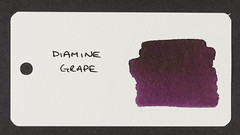 Diamine Grape - Word Card